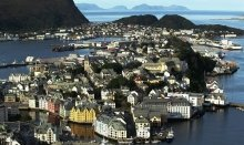 Ålesund and the surroundings are among the most visited areas in Norway