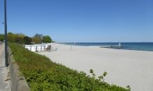 Many tourists visit Denmark because of its many lovely beaches