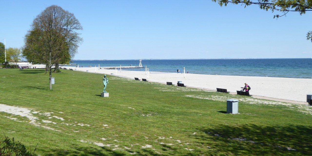 Bellevue Beach Copenhagen Denmark