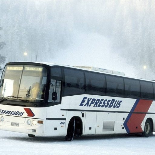 Buses to Finland