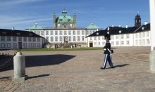 Fredensborg Palace in North Zealand