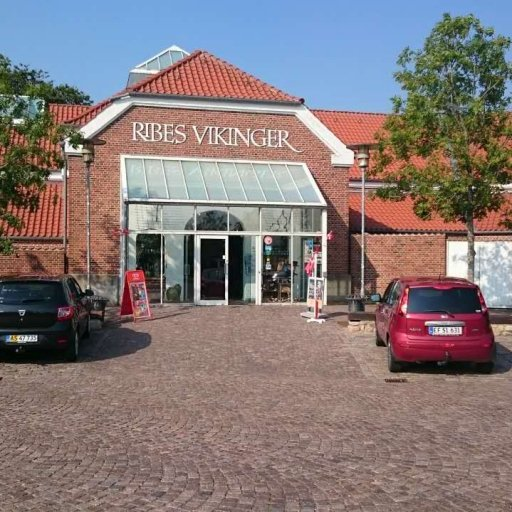 The Museum Ribes Vikinger