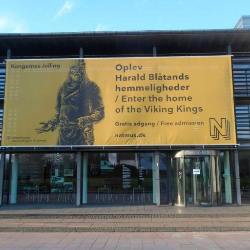 The Vikings in Jelling