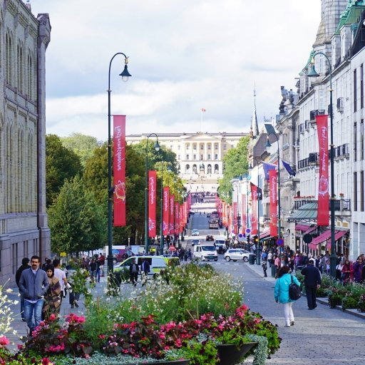 Top Shopping Destinations in Norway
