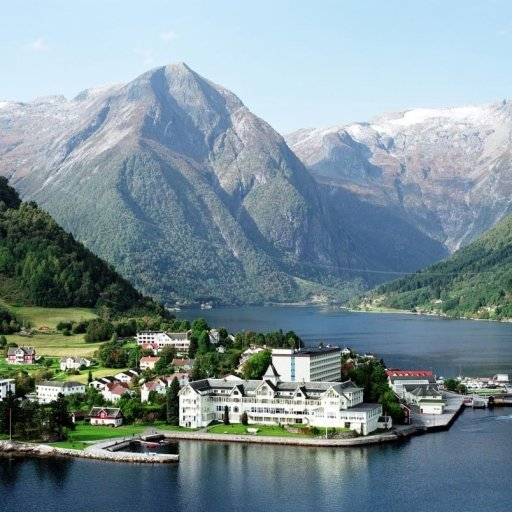 Historic Fjord Hotels