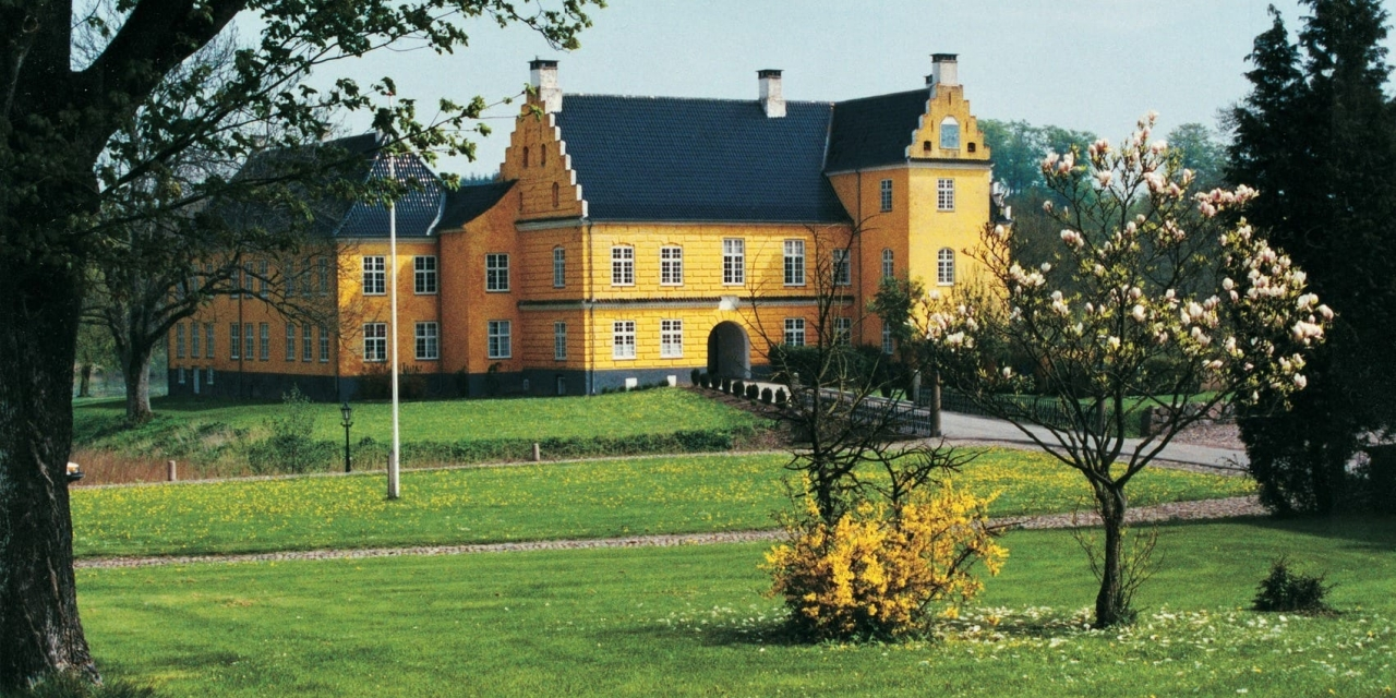 Lykkesholm Castle