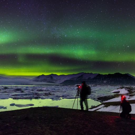 Northern Lights Hunts in Iceland
