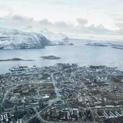 Nuuk - The Capital