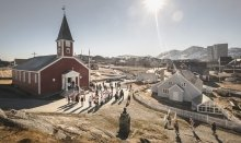 Old Church in Nuuk