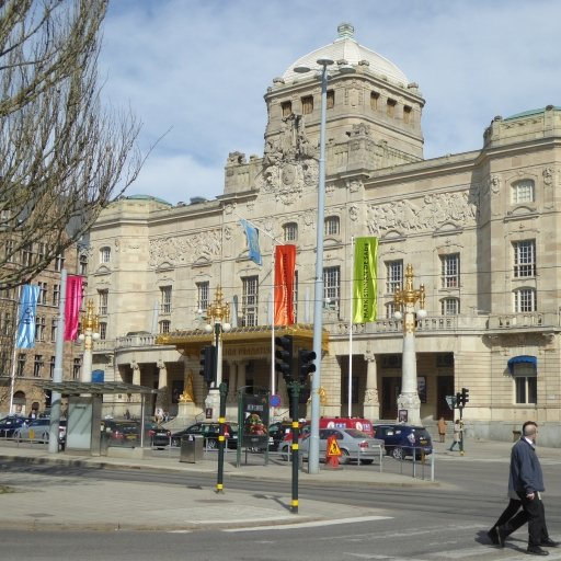 The Royal Dramatic Theatre