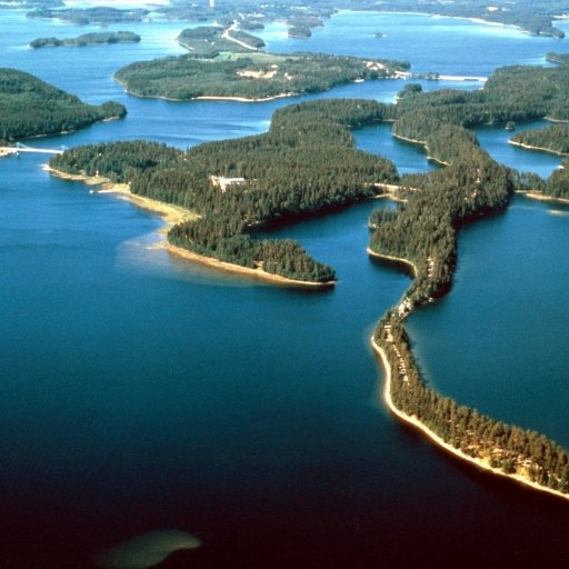 Grand Lake Saimaa