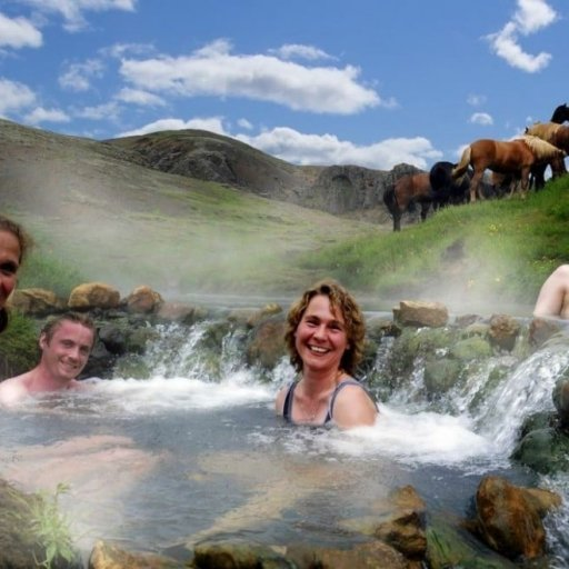 The Delightful Hot Pools