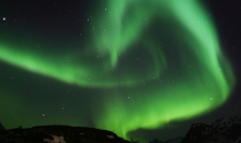 Lofoten is the perfect spot to discover the Northern lights