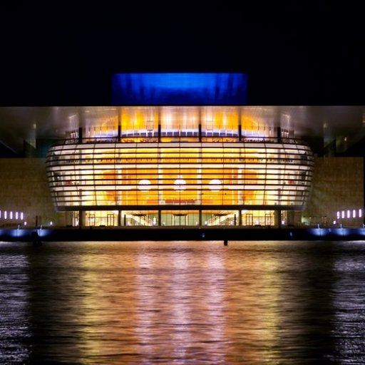 The Royal Danish Opera House