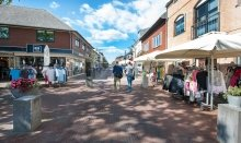 Esbjerg is a shopping mecca on the West coast