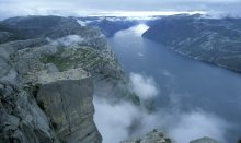 Discover the magnificent Lysefjorden from the Pulpit Rock
