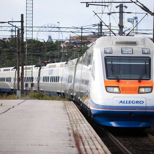 Trains to Finland