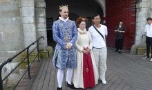 Every year you can enjoy special events at Kronborg
