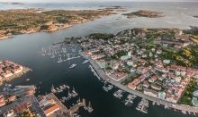 Marstrand - the sailing metropolis of the west coast in Sweden