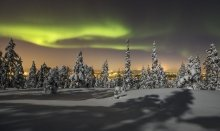 Discover the Northern Lights in the Nordic countries